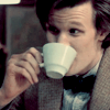 merrily: The Doctor Likes A Cuppa (doctor who)