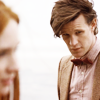 usullusa: (Doctor Who: Eleven looking at Amy)