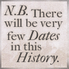 trouble: N.B.: There will be very few dates in this history (austin history dates)