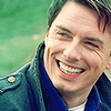 contrarywise: Captain Jack Harkness, smiling (Smile!)