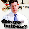 msmcknittington: Dr. Spacemen mispronouncing diabetes (30 Rock diabetes)