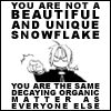 explodingheads: (you are not a beautiful snowflake)