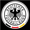 ghastlyoneeyedminno: Logo of German National Football Team (Die Nationalmannschaft) (Default)