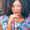 noxy: (natural hair coke)