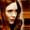 watersword: Karen Gillan as Amelia Pond in season 5 of Doctor Who (Doctor Who: Amelia Pond)