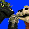 jlh: MTV sock puppets sifl and olly (duos: sifl and olly)
