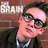 jlh: The Brain, from the film Brick (gents: The Brain)