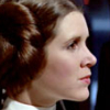baggyeyes: Princess Leia (Truth is Stranger than Fiction)