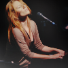 jlh: Tori Amos playing a black piano (music: Tori Amos black piano)