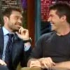 jlh: Ryan Seacrets and Simon Cowell (Ryan and Simon on Leno)