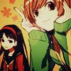 laceblade: Fanart of Yukiko & Chie from Persona 4 (P4: Yukiko/Chie)