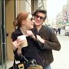 dramaturgy: Celebs - Matt and Karen. (hearts.)