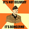 ginainthekingsroad: Aldo Raine- It's not delivery, it's Bongerno! (Basterds- Bongerno)