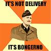 ginainthekingsroad: Aldo Raine- It's not delivery, it's Bongerno! (Basterds- Bongerno)