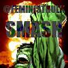 jadelennox: @FEMINISTHULK SMASH (feminist: hulk smash)