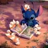 akinoame: (Stitch)