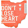 "exchangediary: the state of ohio w/ the text ""don't lose heart"" (Misc: Ohio)"