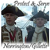 tsuru_san: (PotC: Gillington - Protect & Serve)