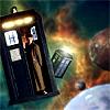 blueboxlove: TARDIS in the medusa cascade (medusa TARDIS)