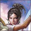 """cereta: Talia from the cover of """"The Stepsister Scheme"""" (Talia)"""