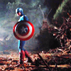 wenelda: (Avengers - Cap profile)