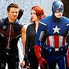 wenelda: (Avengers - CBWH)