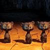 wenelda: (Brave - boys bears)
