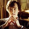 wenelda: (Sherlock - steepled hands)