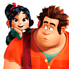 wenelda: (Wreck it Ralph - V&R)