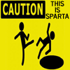 gigglingkat: oops there goes another rubber tree plant (cracktastic! This Is Sparta!)