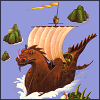 snacky: (narnia dawn treader and sea serpent)