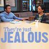 raanve: Everyone is just jealous of Troy & Abed (Fandom: Community: Just Jealous)