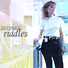 elistaire: (Solving riddles)