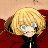 littlestbaskerville: you should've put a ring on it! (✿ a devil brand' a cut on your throat.)