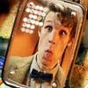 regicidaldwarf: (Doctor Who - Eleventy bein silly)