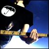 ext_226990: Mikey Way in an Umbrella Academy t-shirt. (Default)
