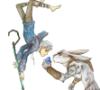 azurewatabi: (E. Aster Bunnymund, Jack Frost, Rise of the Guardians)