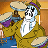 semtex: Watchmen: Saturday Morning Cartoons version (rorschach)