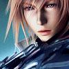 acrimonyastraea: A closeup of Lightning from Final Fantasy XIII (Lightning)