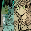 acrimonyastraea: Hisoka from Yami No Matsuei with text: Wha--? (Wha?)