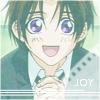 acrimonyastraea: Tsuzuki from Yami no Matsuei with huge eyes looking excited (Tsuzuki looking excited)