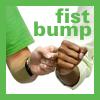 aithine: (fist bump)