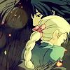 kitefullofkoi: Howl and Sophie from Howl's Moving Castle (howl: hug)