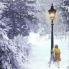 biichan: Narnia concept art (narnia: lucy and the lamppost)