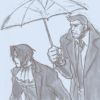 frilliance: ((Gumshoe) A rainy day for investigating)