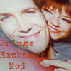 "wendelah1: redverse Lincoln and Olivia making faces, text reads ""Fringe Exchange Mod"" (Fringe Exchange Mod)"