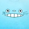 biichan: Totoro face! (misc: totoro face)