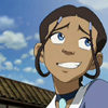 nextian: Katara looking sheepish. (^^;;)