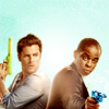 serrure: (Psych: Shawn+Gus: Dream Team)