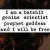 vine: (prophet goddess)